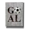 'Soccer GOAL' by Susan Ball, Canvas Wall Art