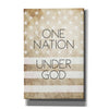 'One Nation Under God' by Susan Ball, Canvas Wall Art