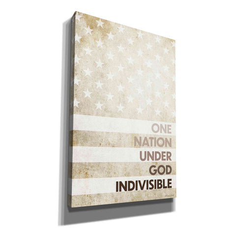 'Indivisible' by Susan Ball, Canvas Wall Art