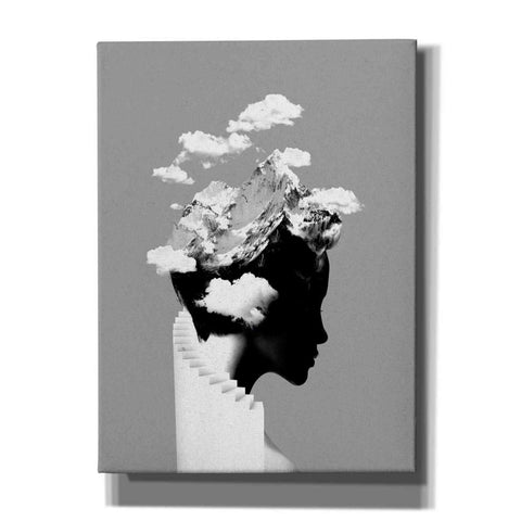 'It's a Cloudy Day' by Robert Farkas, Canvas Wall Art