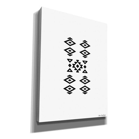'Aztec Art I' by Seven Trees Design, Canvas Wall Art