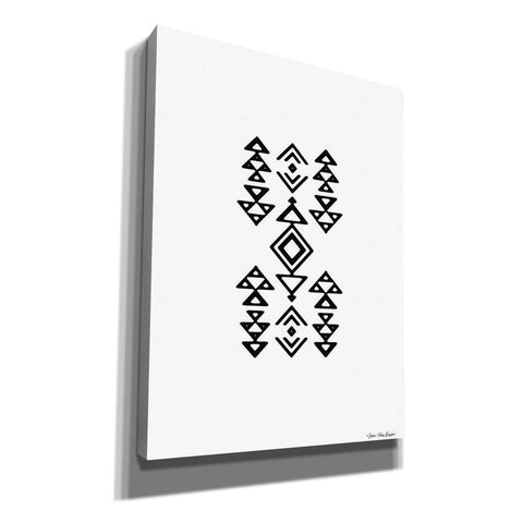 'Aztec Art II' by Seven Trees Design, Canvas Wall Art