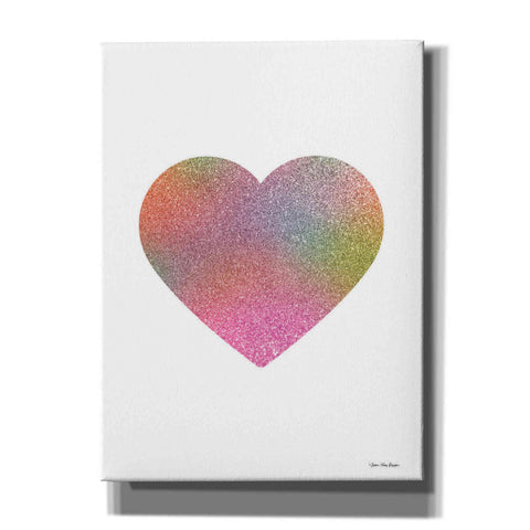 'Happy Heart I' by Seven Trees Design, Canvas Wall Art