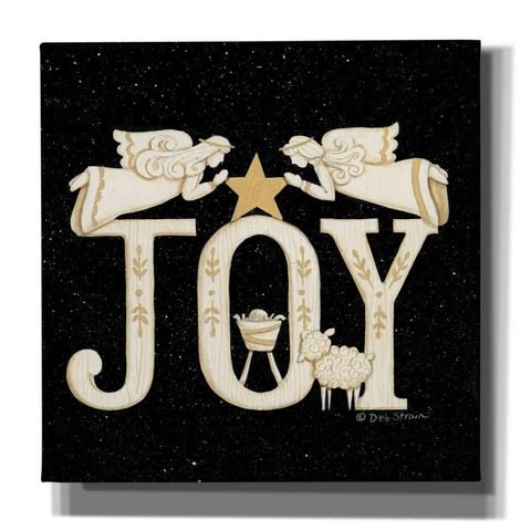 Image of 'Joy Angels' by Deb Strain, Canvas Wall Art