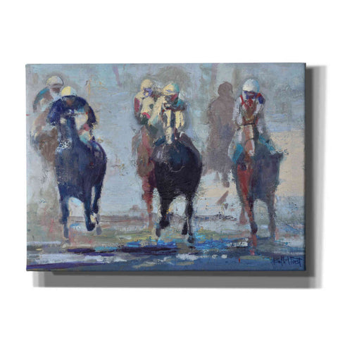Image of 'Thunder Run' by Beth Forst, Canvas Wall Art