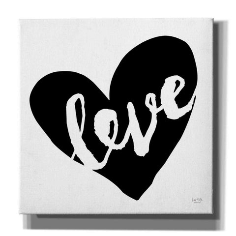 'Love' by Lux + Me Designs, Canvas, Wall Art
