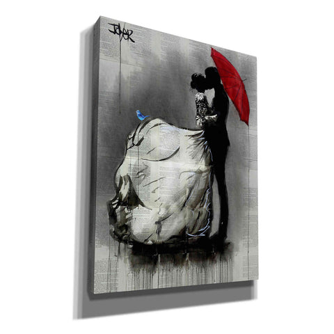 Image of 'Big Dresss' by Loui Jover, Canvas, Wall Art