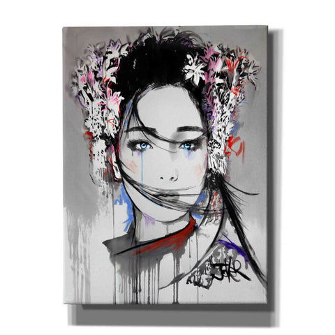 Image of 'Yin' by Loui Jover, Canvas, Wall Art