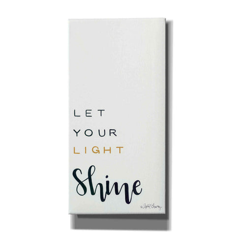 'Let Your Light Shine' by April Chavez, Canvas, Wall Art