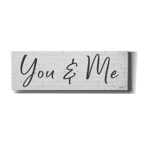 'You & Me' by Susie Boyer, Canvas, Wall Art