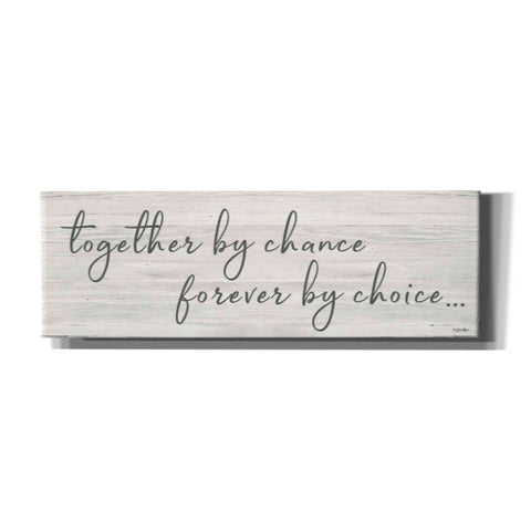 'Together By Chance' by Susie Boyer, Canvas, Wall Art