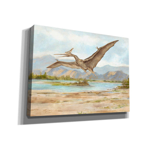 'Dinosaur Illustration VI' by Ethan Harper, Canvas Wall Art
