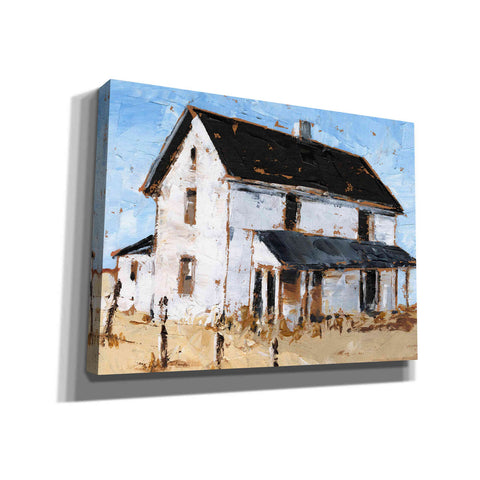 'Abandoned Farmhouse I' by Ethan Harper, Canvas Wall Art