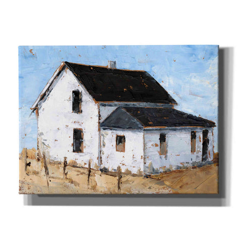 'Abandoned Farmhouse II' by Ethan Harper, Canvas Wall Art