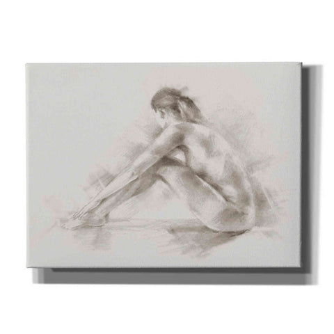 Image of 'Form Study II' by Ethan Harper, Canvas Wall Art