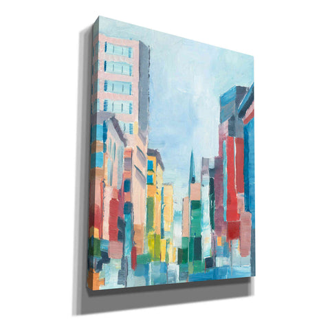 Image of 'Uptown Contemporary I' by Ethan Harper, Canvas Wall Art