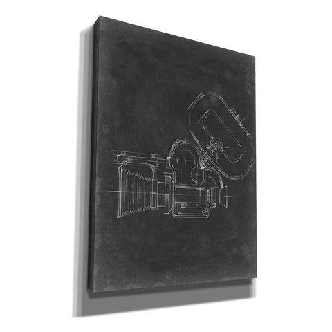 'Camera Blueprint V' by Ethan Harper, Canvas Wall Art