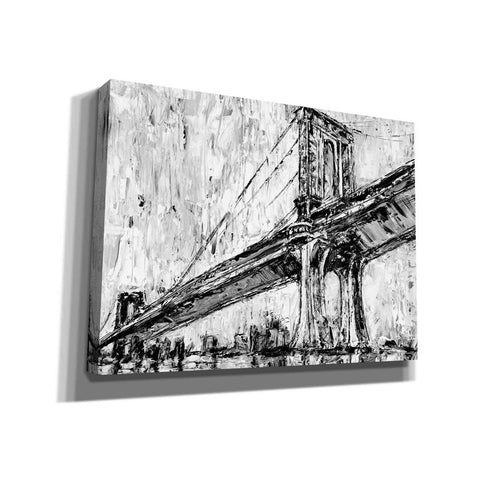 Image of 'Iconic Suspension Bridge I' by Ethan Harper, Canvas Wall Art