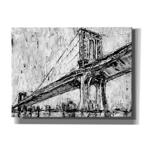 'Iconic Suspension Bridge I' by Ethan Harper, Canvas Wall Art