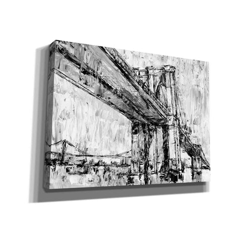 Image of 'Iconic Suspension Bridge II' by Ethan Harper, Canvas Wall Art