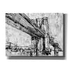 'Iconic Suspension Bridge II' by Ethan Harper, Canvas Wall Art