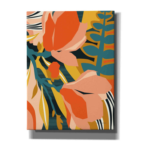 'Blossoming' by Megan Gallagher, Canvas Wall Art