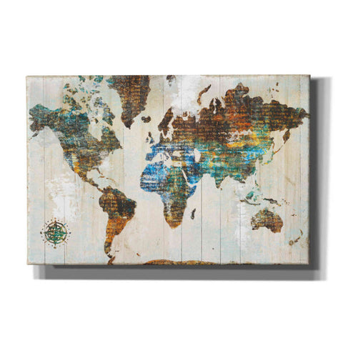 Image of 'World of Wonders' by Sue Schlabach, Canvas Wall Art