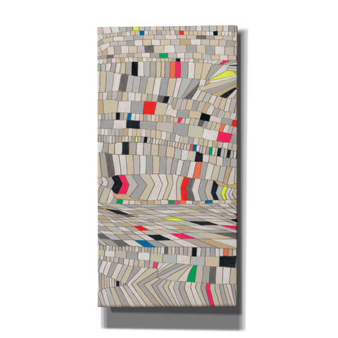 Image of 'Hifi Grain I' by Nikki Galapon, Canvas Wall Art