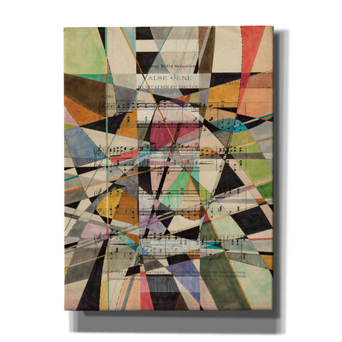 'Valse June' by Nikki Galapon, Canvas Wall Art