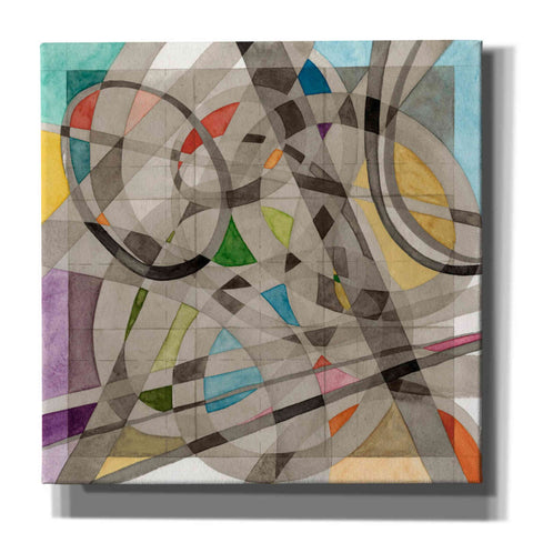 Image of 'Overpass' by Nikki Galapon, Canvas Wall Art