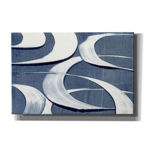 'Wave Frequency I' by Nikki Galapon, Canvas Wall Art