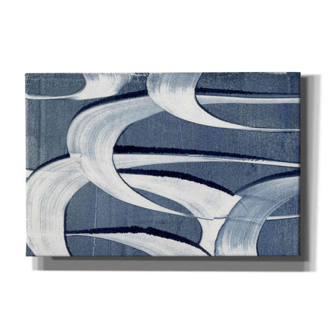 'Wave Frequency II' by Nikki Galapon, Canvas Wall Art