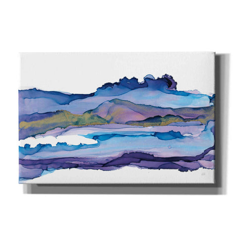 Image of 'Coastal Ink II' by Chris Paschke, Canvas Wall Art