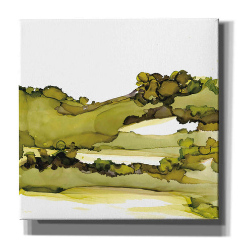 'Greenscape I' by Chris Paschke, Canvas Wall Art