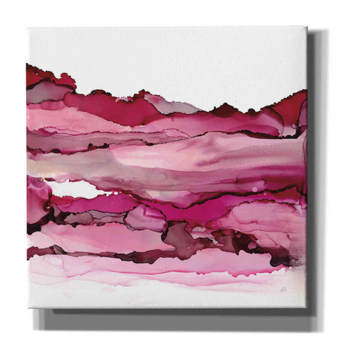 'Pinkscape II' by Chris Paschke, Canvas Wall Art