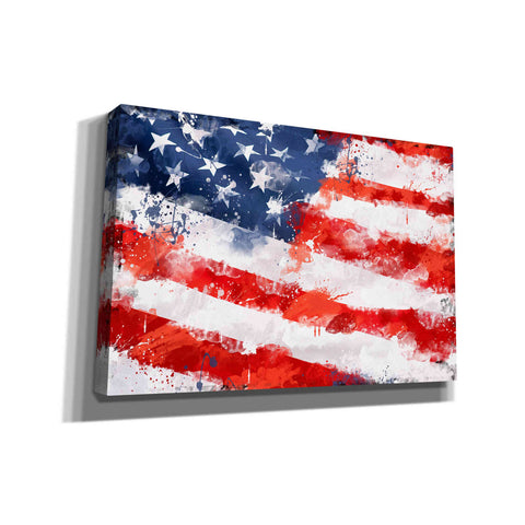 'American Flag', Canvas Wall Art