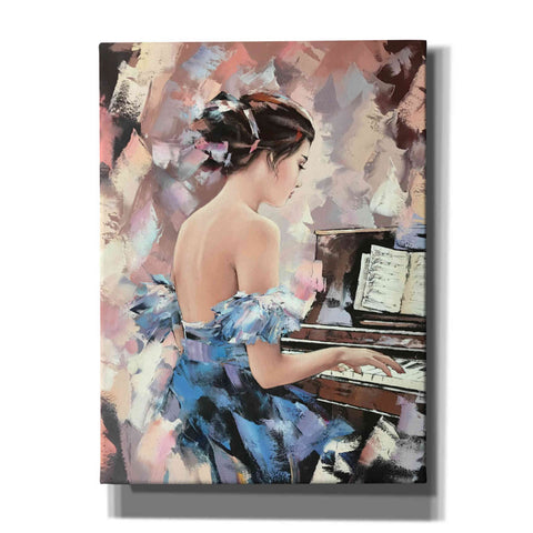 Image of 'Moonlight Sonata' by Alexander Gunin, Canvas Wall Art