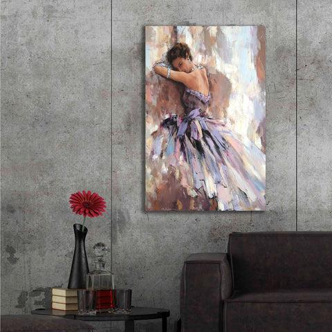 Image of 'Soiree' by Alexander Gunin, Canvas Wall Art,40 x 54