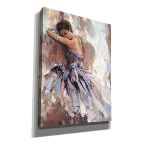 'Soiree' by Alexander Gunin, Canvas Wall Art