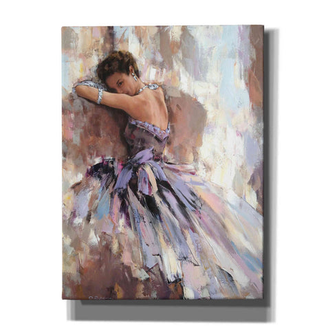 Image of 'Soiree' by Alexander Gunin, Canvas Wall Art
