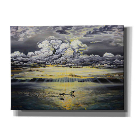 Image of 'Freedom' by Jan Kasparec, Canvas Wall Art