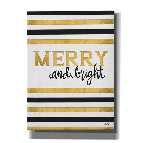 'Merry and Bright' by Misty Michelle, Canvas Wall Art
