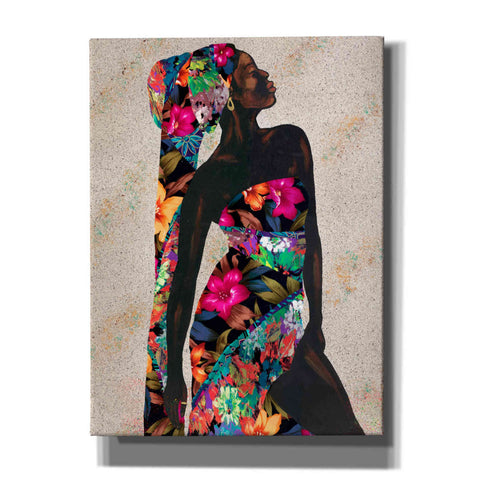 'Woman Strong I' by Alonzo Saunders, Canvas Wall Art