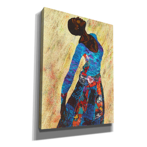 'Woman Strong IV' by Alonzo Saunders, Canvas Wall Art