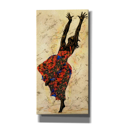 'Her Freedom' by Alonzo Saunders, Canvas Wall Art