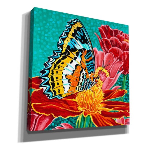 'Poised Butterfly I' by Carolee Vitaletti, Canvas Wall Art