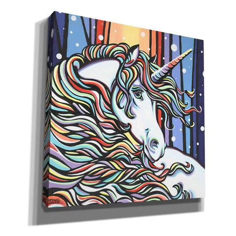 'Magical Unicorn I' by Carolee Vitaletti, Canvas Wall Art