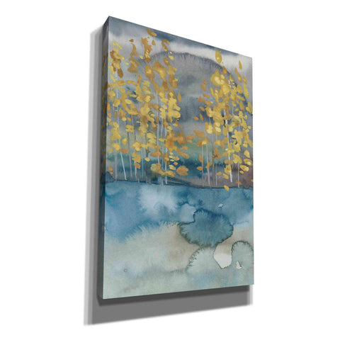 Image of 'Golden Trees I' by Chariklia Zarris, Canvas Wall Art