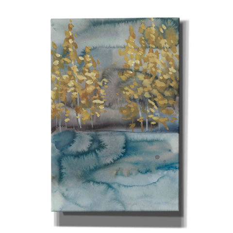 Image of 'Golden Trees II' by Chariklia Zarris, Canvas Wall Art