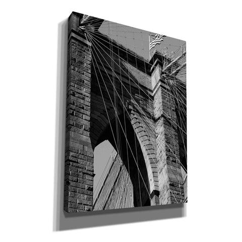 Image of 'Bridges of NYC III' by Jeff Pica, Canvas Wall Art